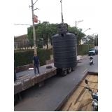 aluguel de guindaste para caminhão barato Campo Belo