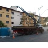 locação de caminhão munck com operador