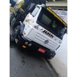 locação de caminhão munck por hora Mooca