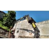 onde encontrar locação de guindastes para montagem de galpão Vila Maria