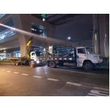 qual o preço de transporte de máquinas pesadas construção civil Ibirapuera