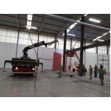 remoção de máquinas dobradeiras mais barato São Lourenço da Serra