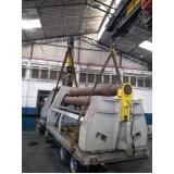 remoção de máquinas pesadas antigas valor Sumaré