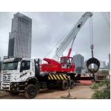 remoção de máquinas pesadas valor Rio Pequeno