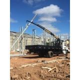remoção de máquinas pesadas construção civil