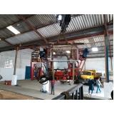 transporte de máquinas pesadas mais barato Parque São Rafael
