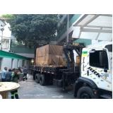 transporte de máquinas pesadas valor Santo Amaro