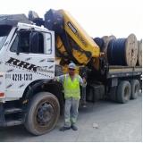 transporte de máquinas Itaim Bibi