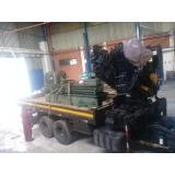 transporte e remoção de máquinas valor Praça da Arvore