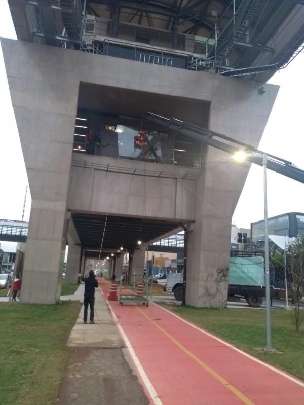 Aluguel de Guindaste para Elevação de Cargas Guarulhos - Aluguel de Guindaste Diária