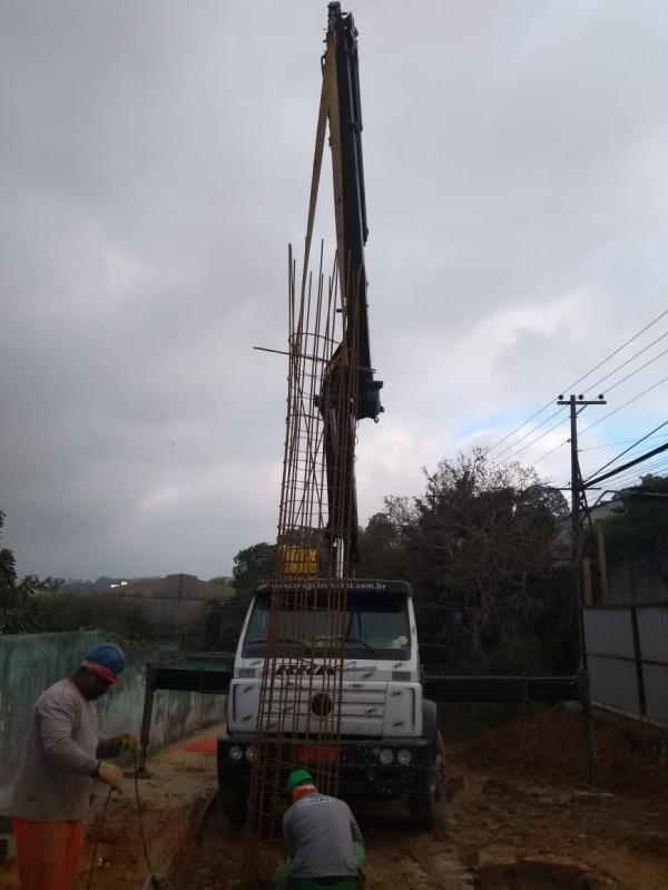 Caminhão Munck para Locação Preço Salesópolis - Locação de Caminhão Munck Guindaste