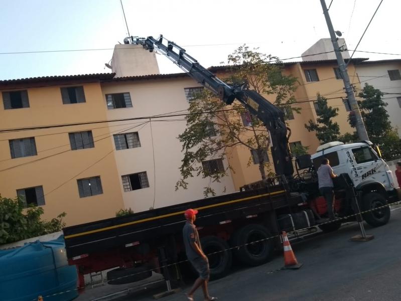 Empresa para Locação de Guindastes para Içamento de Carga Capão Redondo - Locação de Guindaste com Operador