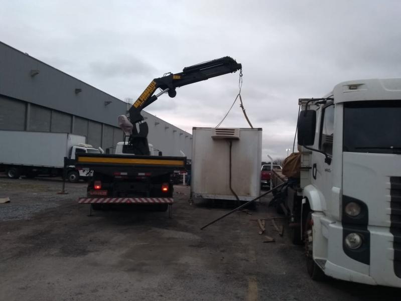 Empresa para Remoção de Máquinas e Equipamentos Caieiras - Remoção de Máquinas Dobradeiras