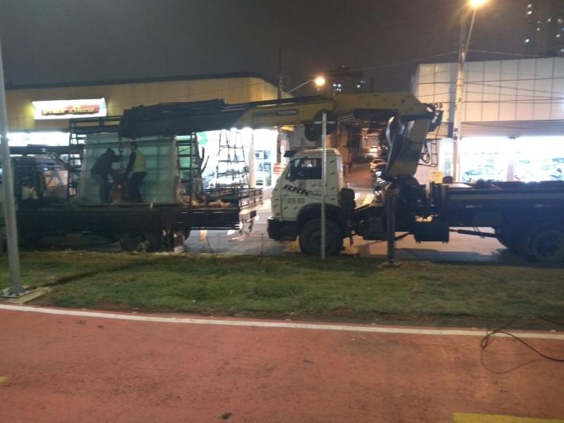 Locação Caminhão Munck para Montagem Jardim América - Locação de Caminhão Munck para Obra em Geral