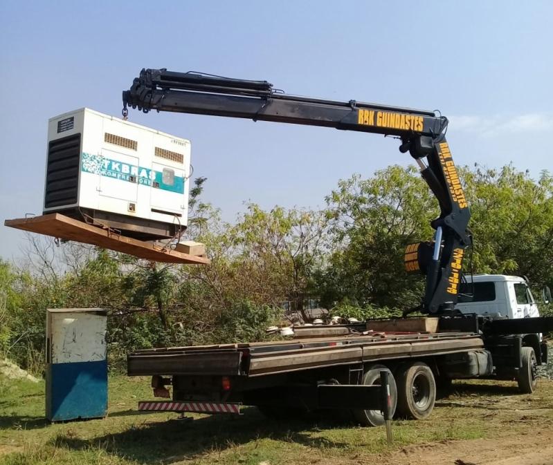 Locação de Guindaste de Container Jaguaré - Locação de Guindaste de Container