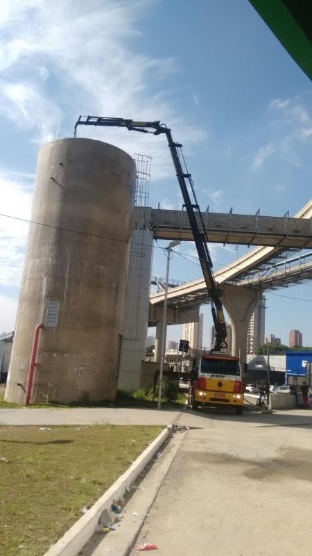 Locação de Guindaste de Obra Jabaquara - Locação de Guindaste para Caminhão Leve