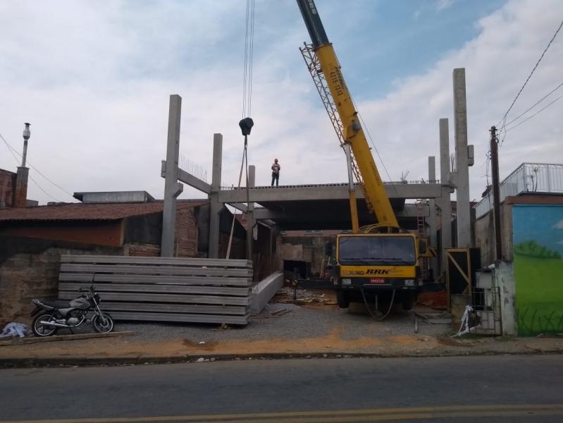 Locação de Guindaste para Caminhão Leve Campo Grande - Locação de Guindaste com Operador
