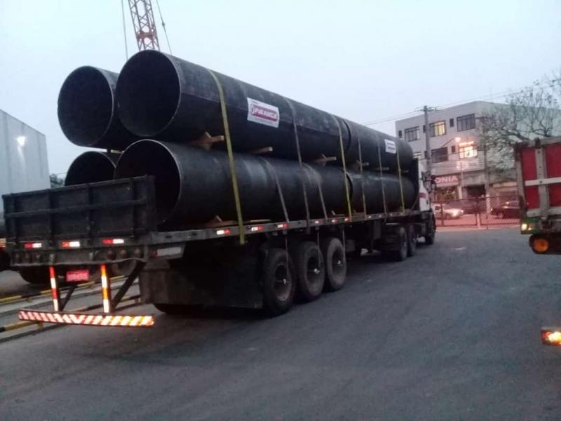 Locação de Guindaste para Obras em Geral Santana - Locação de Guindaste para Caminhão Leve