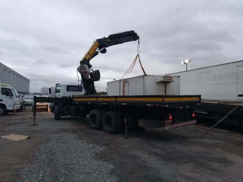 Locação de Guindastes de Container Raposo Tavares - Locação de Guindaste com Operador