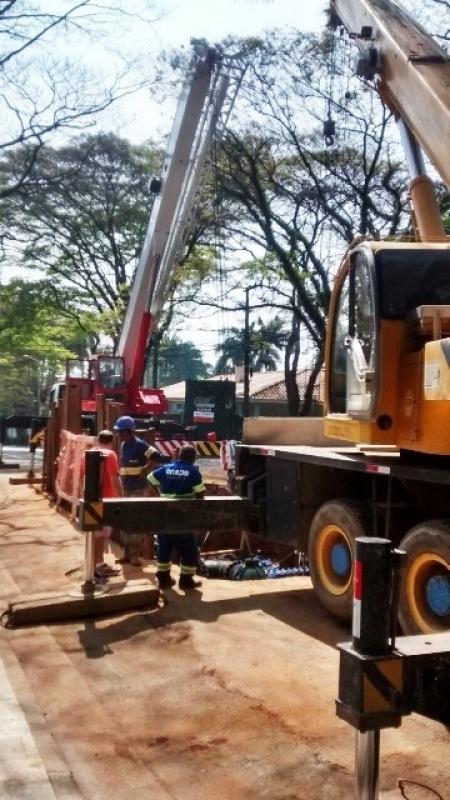 Locação de Guindastes para Empilhadeira Barra Funda - Locação de Guindaste para Caminhão Leve