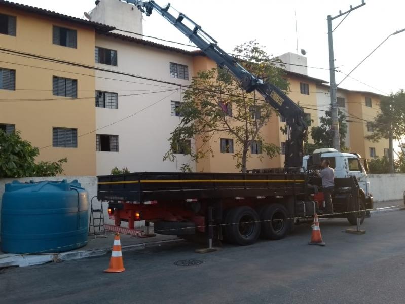 Onde Encontrar Locação de Caminhão Munck com Operador Santa Cecília - Locação de Caminhão Munck com Operador