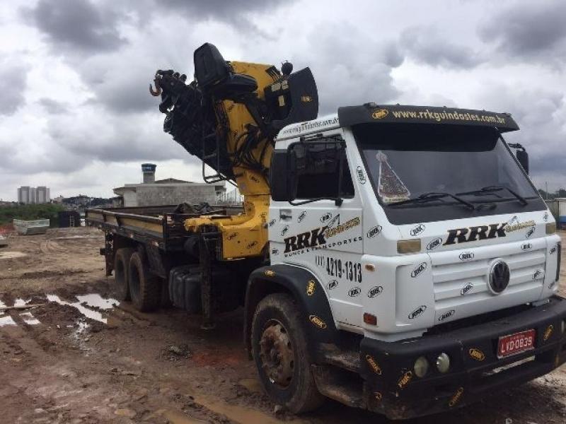 Onde Encontrar Locação de Guindaste para Construção Civil Aricanduva - Locação de Guindaste com Operador