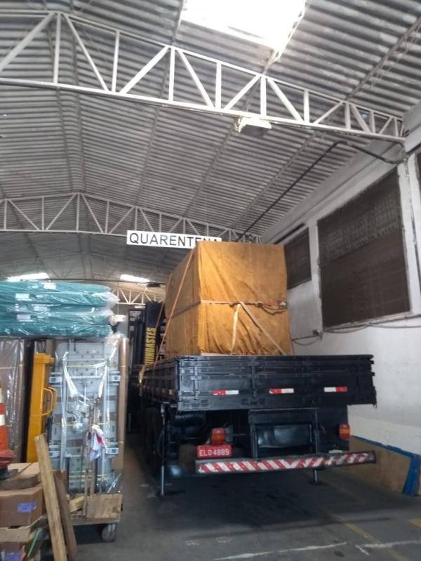 Onde Encontro Locação de Caminhão Munck para Container Jaraguá - Locação de Caminhão Munck Guindaste