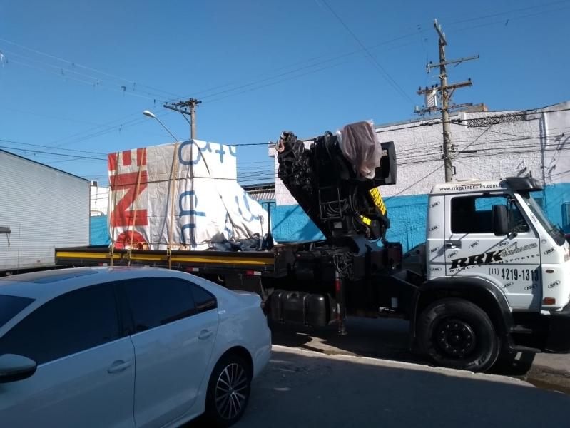 Onde Encontro Remoção de Máquina de Corte Brooklin - Transporte e Remoção de Máquinas