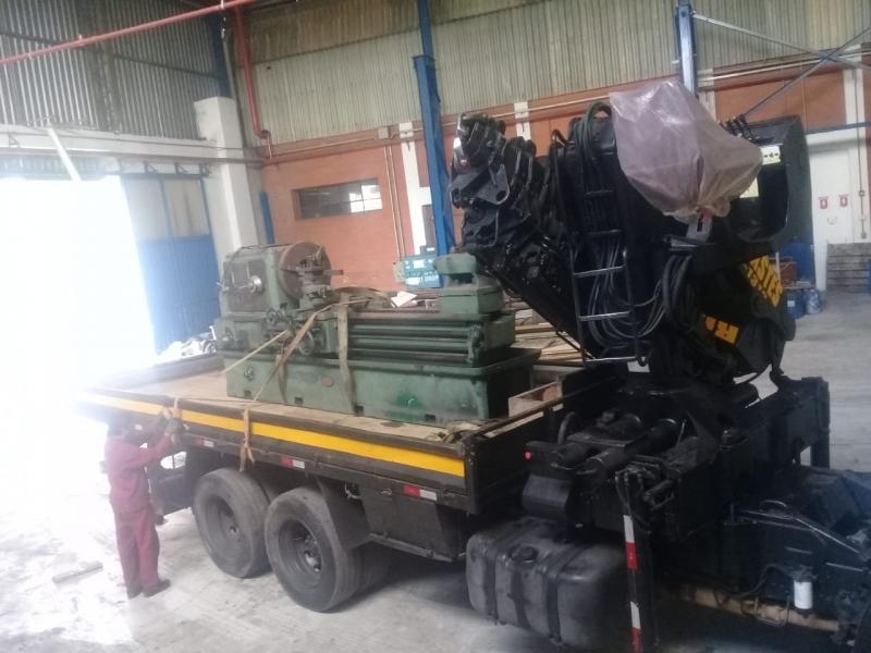 Onde Encontro Transporte de Máquinas Sapopemba - Transporte de Máquinas Pesadas Construção Civil