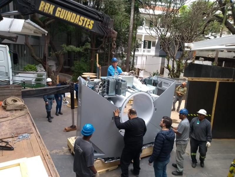 Quanto Custa Locação de Caminhão Munck para Construção Anália Franco - Locação de Caminhão Munck Guindaste