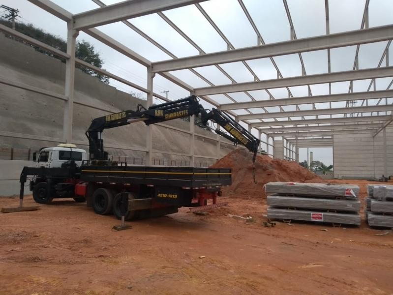 Remoção de Máquinas Pesadas Construção Civil Franco da Rocha - Remoção de Máquinas Dobradeiras