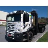caminhão munck para locação Arujá