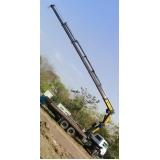 locação de caminhão munck com operador preço Ipiranga