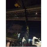 locação de caminhão munck para construção barato Taboão da Serra