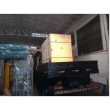 locação de caminhão munck para container preço Campo Grande
