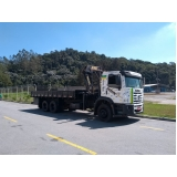 onde encontrar caminhão munck para locação Guaianases