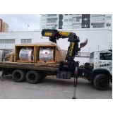 onde encontro caminhão munck para locação Sacomã