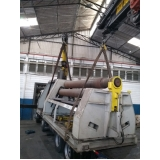 onde encontro transporte de máquinas pesadas Mooca
