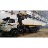 quanto custa locação de caminhão munck diária Jaguaré