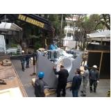 quanto custa locação de caminhão munck para construção Anália Franco