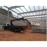 remoção de máquinas pesadas construção civil Taboão da Serra