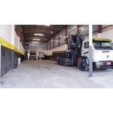 remoção de máquinas pesadas preço Pedreira