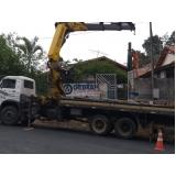 transporte de máquina de corte preço Jardim Marajoara