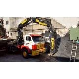 transporte de máquinas dobradeiras preço Suzano