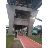 transporte de máquinas pesadas construção civil valor Campo Belo