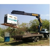 transporte e remoção de máquinas preço Consolação