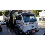 valor de locação de caminhão munck por hora Brasilândia
