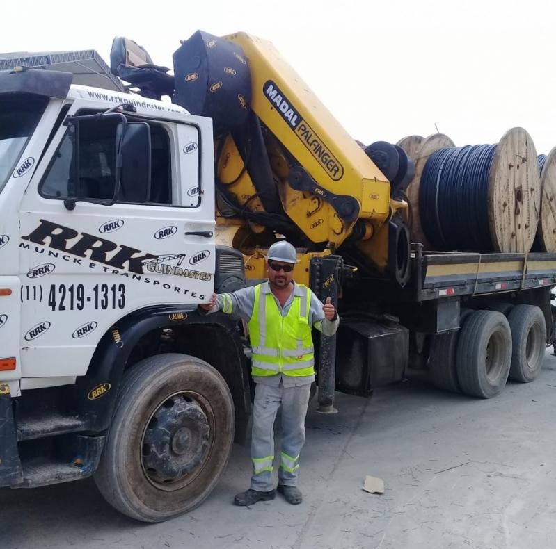 Transporte de Máquinas Aricanduva - Transporte de Máquinas Pesadas Construção Civil