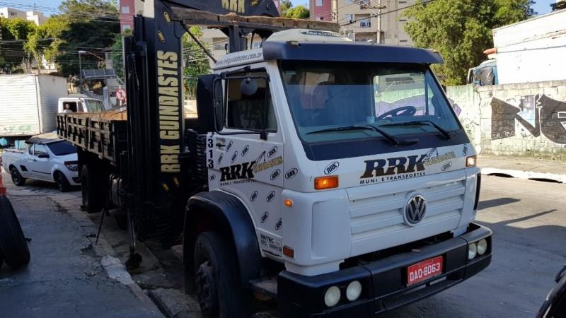 Valor de Locação de Caminhão Munck por Hora Jardim Iguatemi - Locação de Caminhão Munck Guindaste